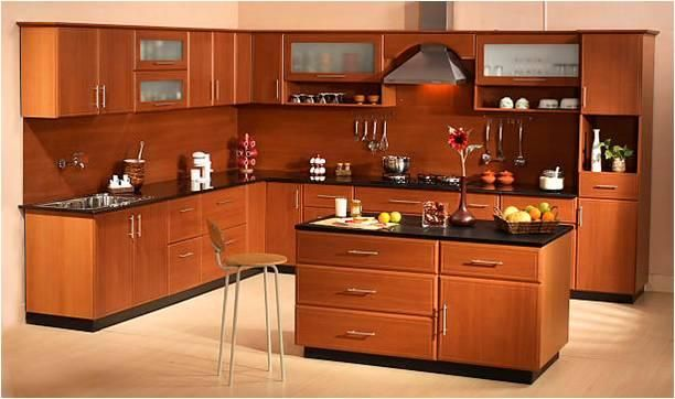 The different types of modular kitchens